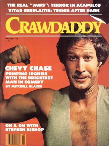 Crawdaddy Magazine September 1978 Magazine