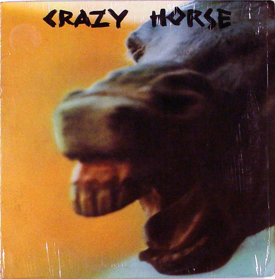 """Crazy Horse Vinyl 12"""" (Used)"""