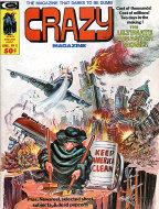 Crazy Vol. 1 No. 11 Magazine