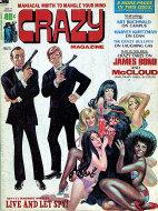 Crazy Vol. 1 No. 2 Magazine