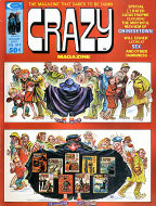 Crazy Vol. 1 No. 9 Magazine