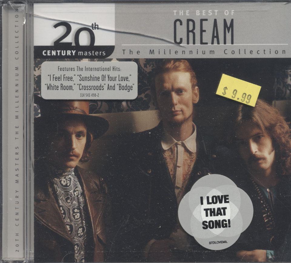 Cream CD