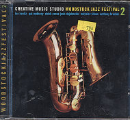 Creative Music Studio: Woodstock Jazz Festival 2 CD