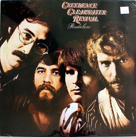 "Creedence Clearwater Revival Vinyl 12"" (New)"