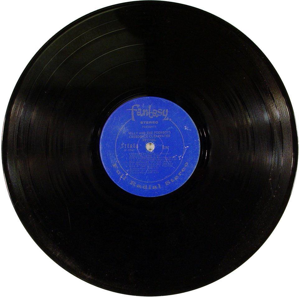 creedence clearwater revival vinyl 12 used 1969 at. Black Bedroom Furniture Sets. Home Design Ideas