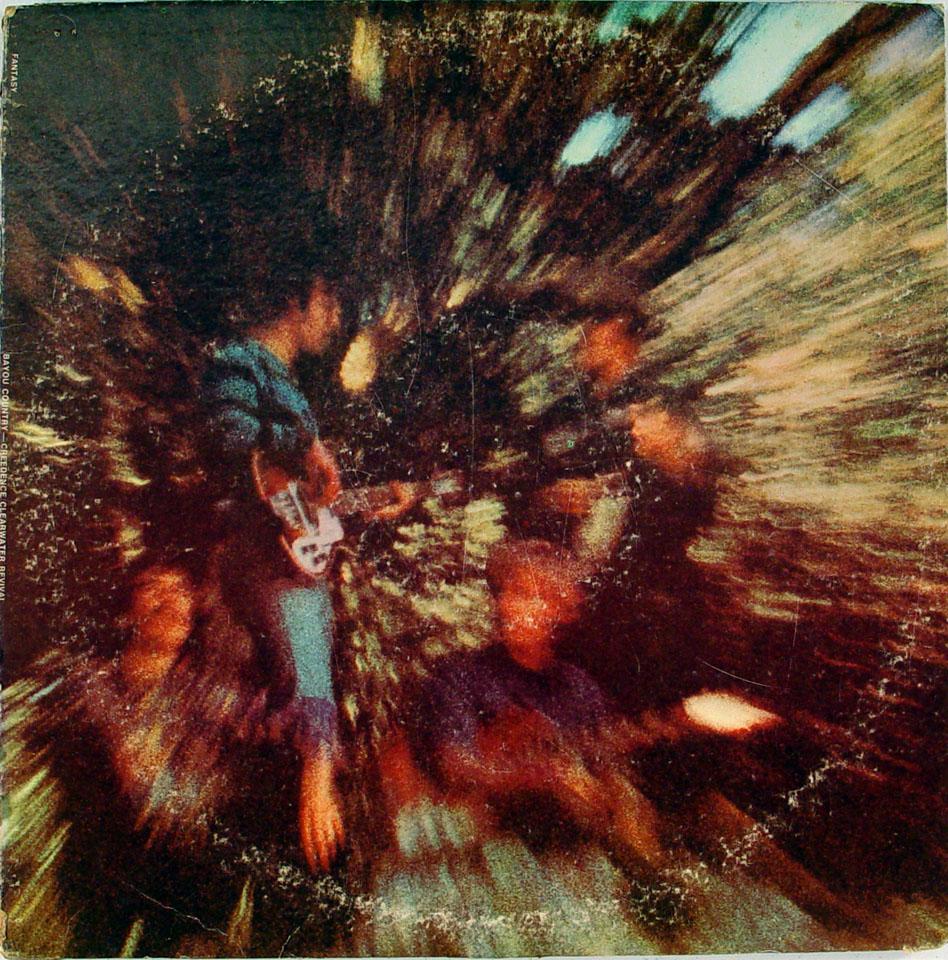 "Creedence Clearwater Revival Vinyl 12"" (Used)"