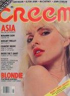 Creem Magazine August 1982 Magazine