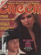 Creem Magazine February 1980 Magazine