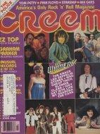 Creem Magazine March 1980 Magazine