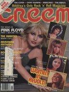Creem Magazine May 1980 Magazine