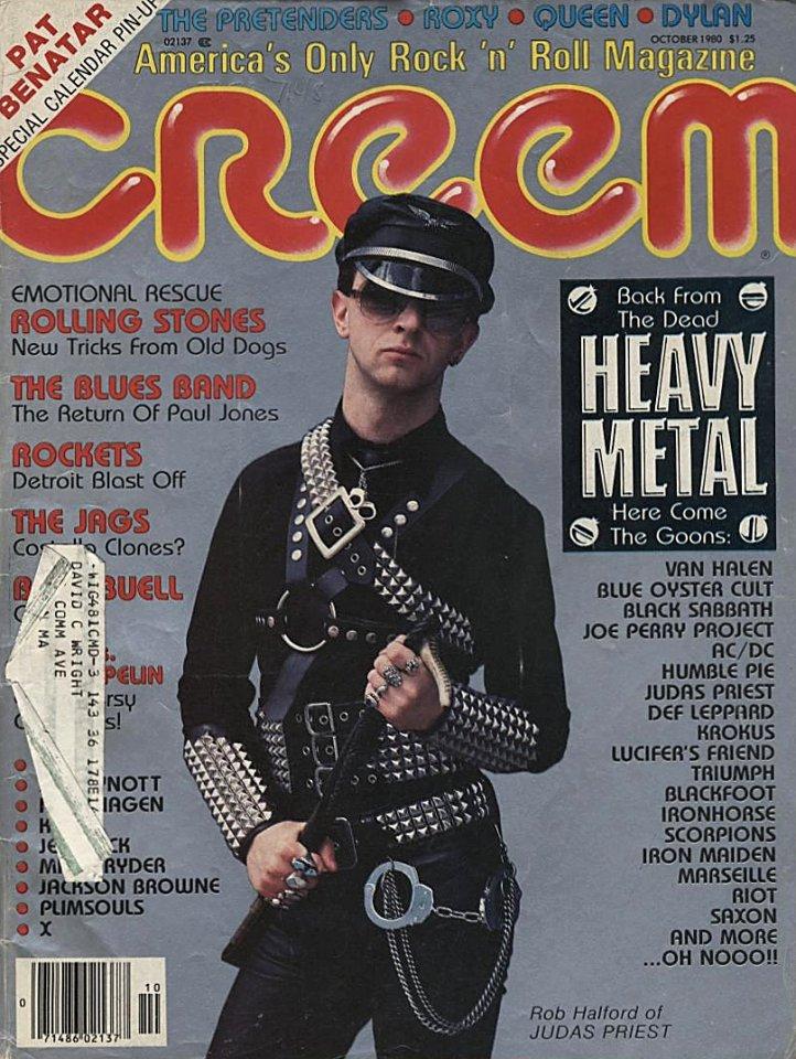 Creem October 1980