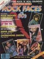 Creem: Rock Faces The 80's Magazine