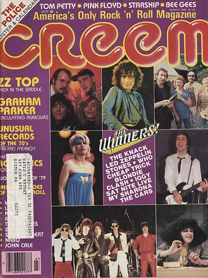 Creem Vol. 11 No. 9