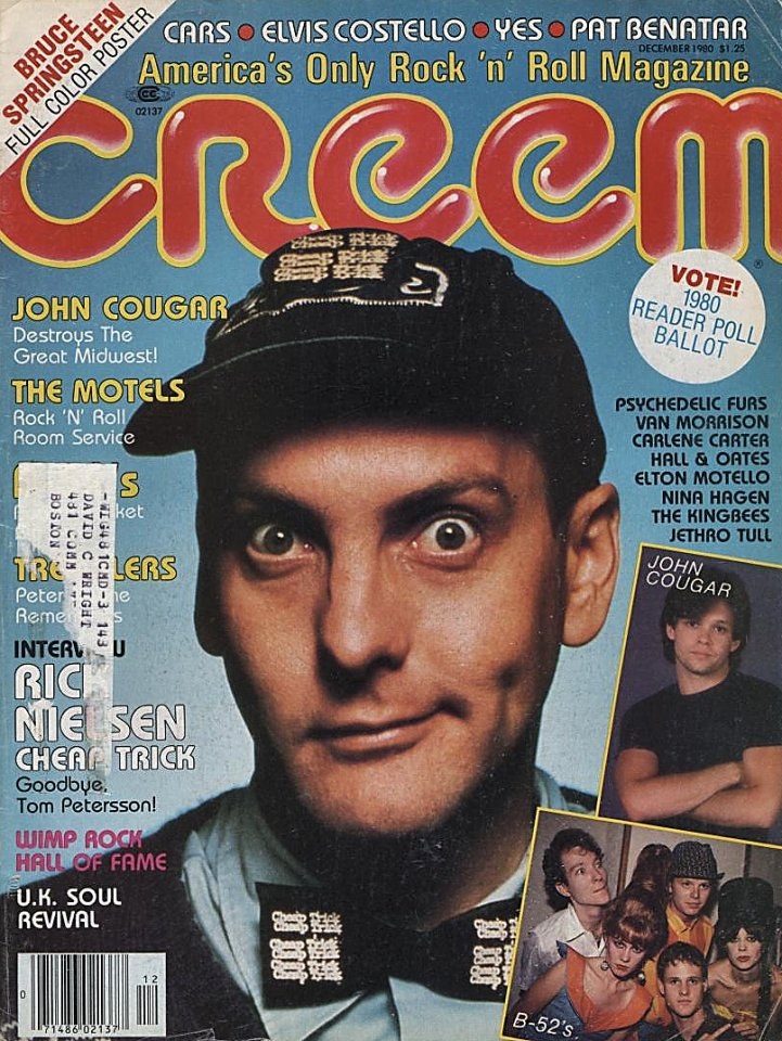 Creem Vol. 12 No. 7