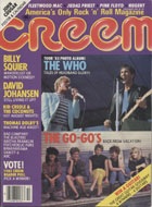 Creem Vol. 14 No. 7 Magazine