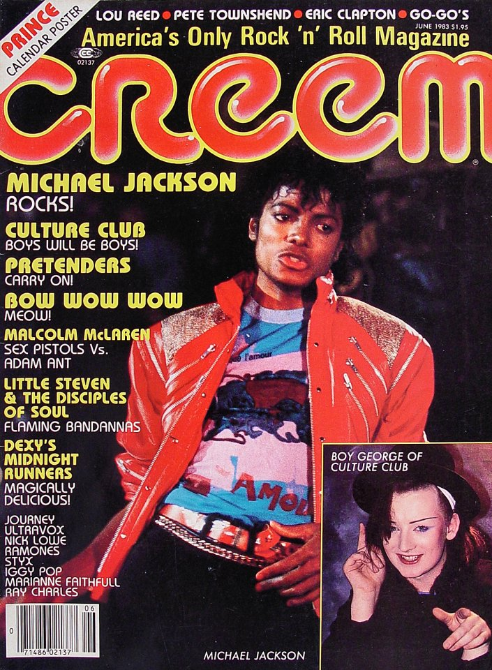 Creem Vol. 15 No. 1