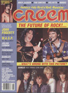 Creem Vol. 17 No. 1 Magazine