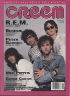 Creem Vol. 17 No. 15 Magazine