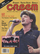 Creem Vol. 17 No. 9 Magazine