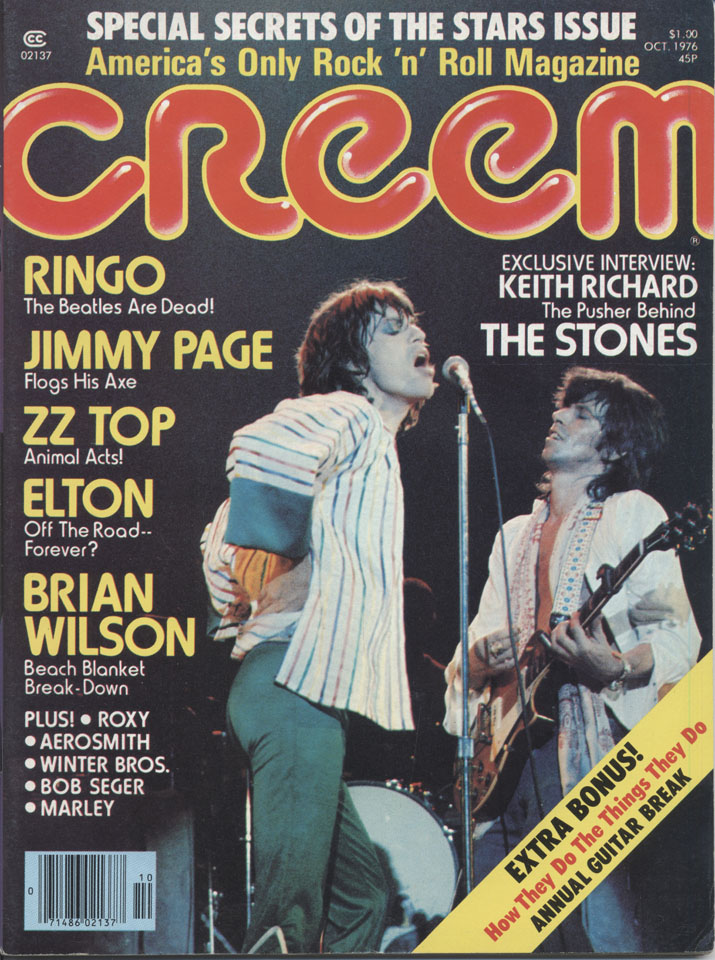 Creem Vol. 8 No. 5