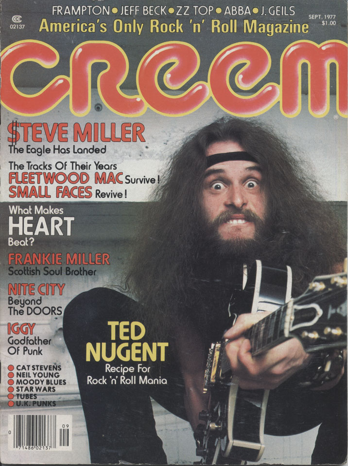 Creem Vol. 9 No. 4