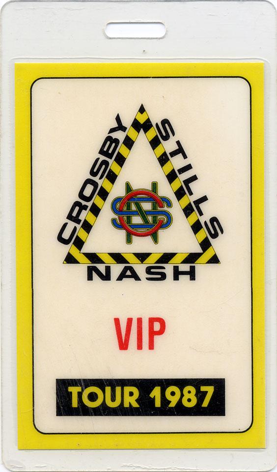 Crosby, Stills & Nash Laminate