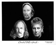 Crosby, Stills & Nash Promo Print