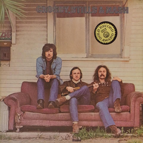 "Crosby, Stills & Nash Vinyl 12"" (Used)"