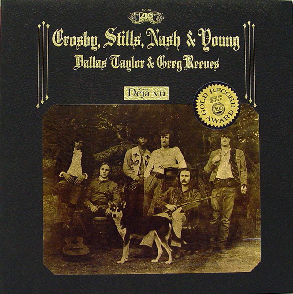 "Crosby, Stills, Nash & Young Vinyl 12"" (Used)"