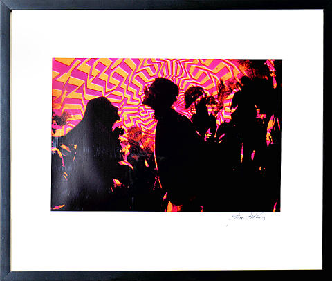 Crowd Framed Fine Art Print