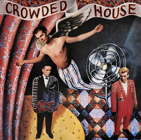"Crowded House Vinyl 12"" (Used)"