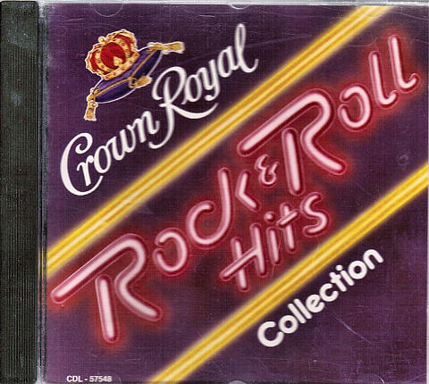 Crown Royal: Rock & Roll Hits Collection CD