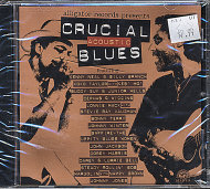 Crucial Acoustic Blues CD