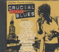 Crucial Blues: Chicago CD
