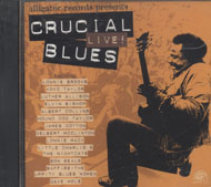 Crucial Live! Blues CD
