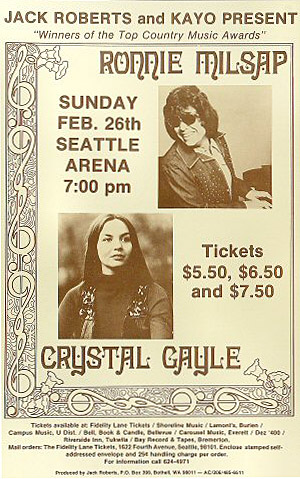 Crystal Gayle Poster