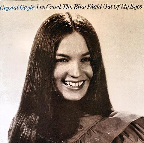 """Crystal Gayle Vinyl 12"""" (Used)"""