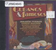 Cubanos & Famosos CD