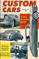Custom Cars Vol. 3 No. 6 Magazine