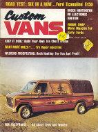 Custom Vans Vol. 1 No. 4 Magazine
