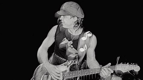 Blues: Stevie Ray Vaughan's Blistering Guitar