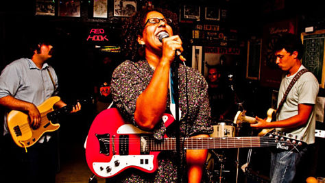 Indie: Critics' Darlings Alabama Shakes