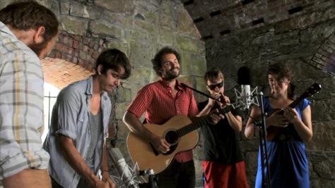 Indie: New Release: Blind Pilot at Newport Folk