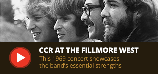 CCR at the Fillmore West