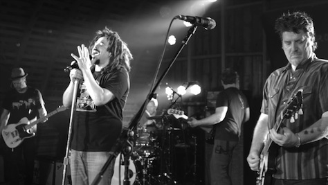 Video: New Release: Counting Crows in Iowa