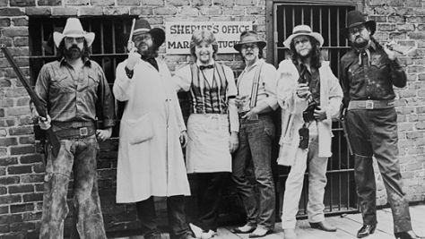 Country: Marshall Tucker Band Hops the Pond