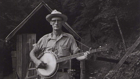 Folk & Bluegrass: New Release: Roscoe Holcomb in L.A., 1963