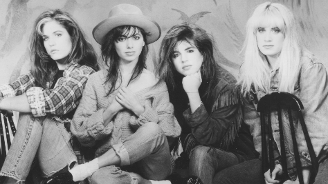 Rock: New Release: The Bangles in '86