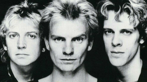Rock: New Release: The Police Soundcheck in '84