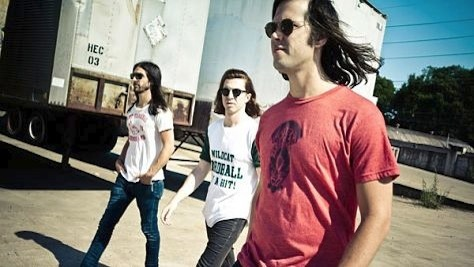 Indie: The Whigs, Athens' Favorite Power Trio